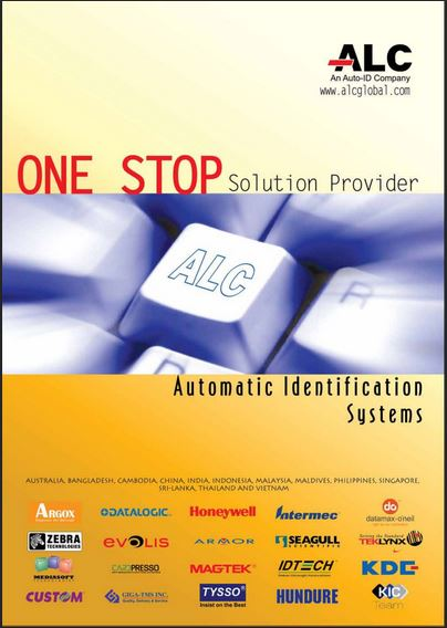ALC brochure for your review, for data identification and