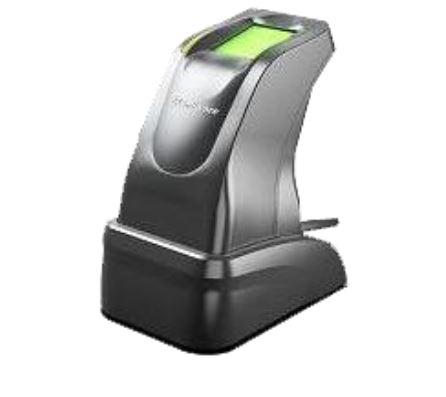 Zk4500 fingerprint reader
