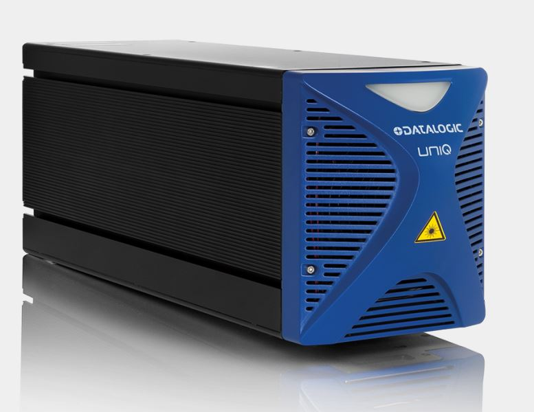 Fiber laser with CE certification from datalogic Uniq system | ALC