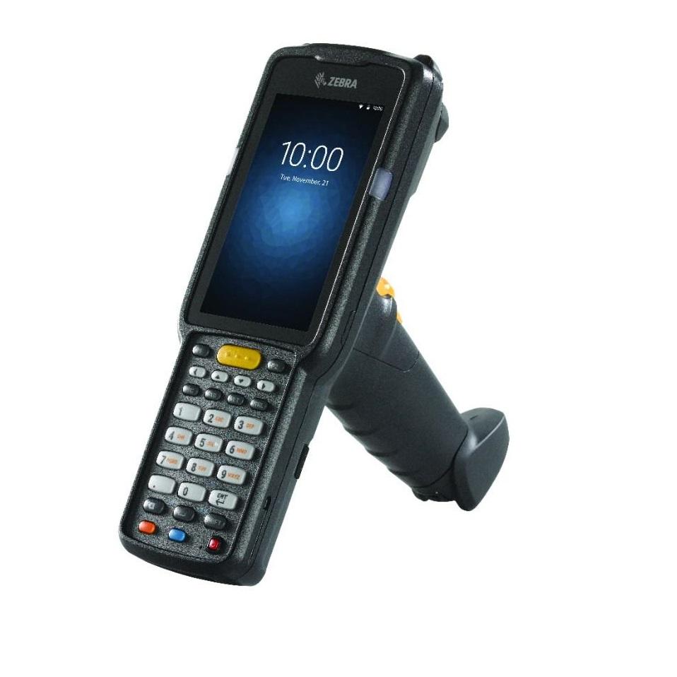 Zebra mc3300 barcode mobile computer ordering number 22701042 22701036 buycottarizona Choice Image