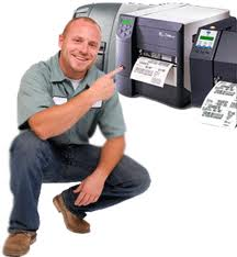 Inhouse Service Barcode Printer