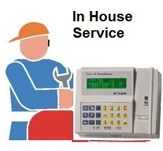 Service Inhouse Time Recorder