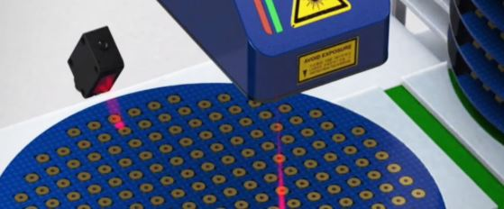 Laser mark and read solution for Printed Circuit Board PCB for electronics industry supplier.